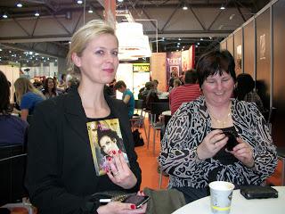 Kristina günak und Kim landers